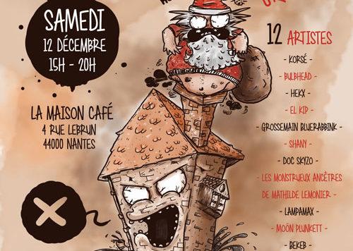 affiche-marché-de-noel-maison-café