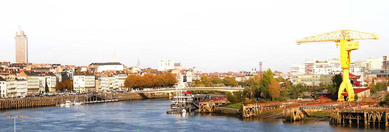 Nantes ville du référencement naturel (SEO)
