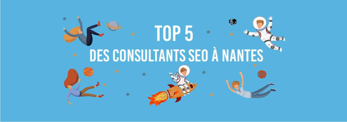 Top 5 des consultant SEO Nantes